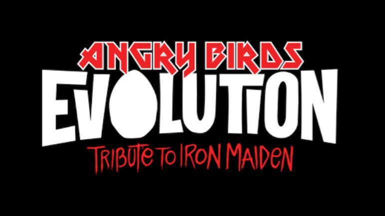 angrybird iron maiden