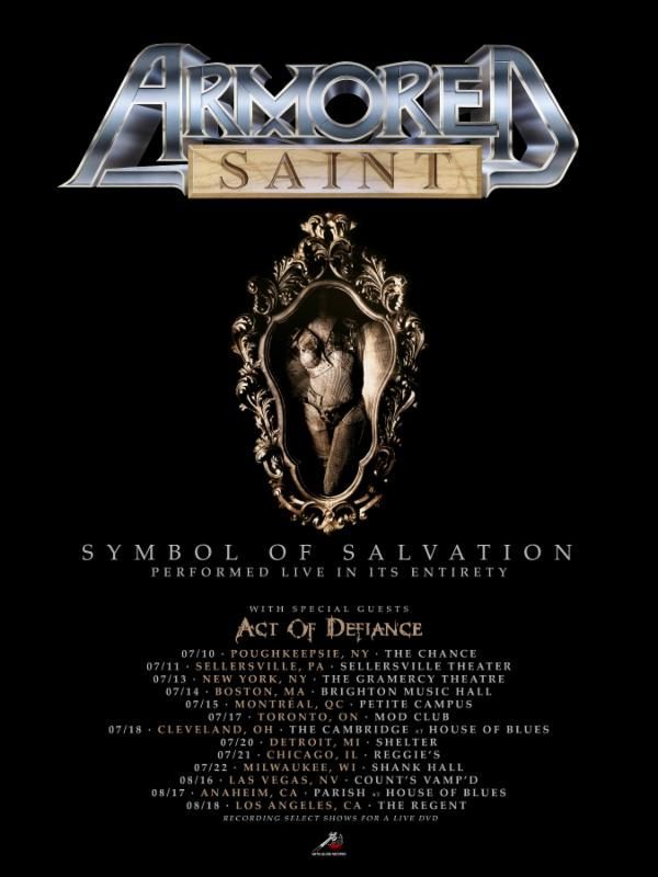 Symbol Of Salvation Rock N Roll Industries